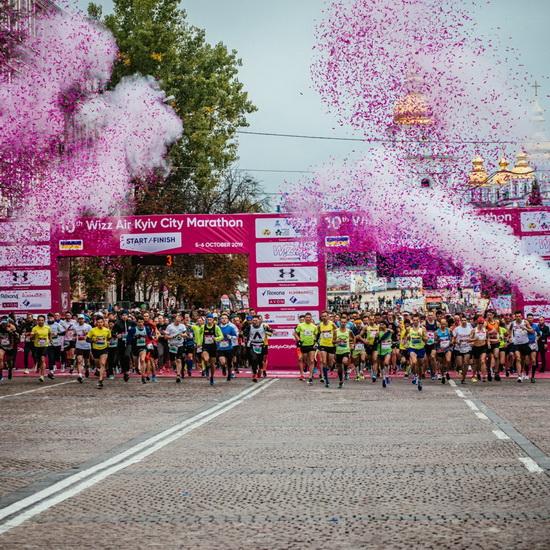 Noun > Marathon
