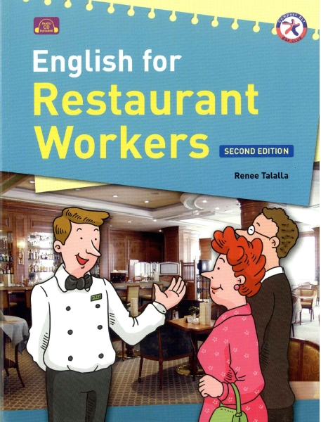English For Restaurant Workers Students Book