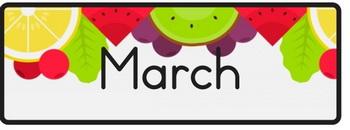 March 2020 Conversation Club Topics
