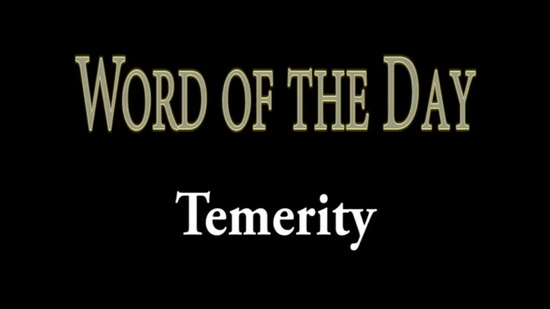 Temerity2