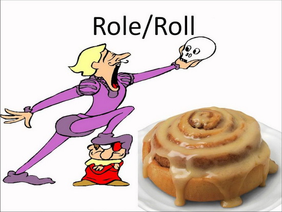 Role and Roll