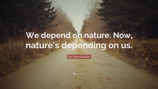 depend depending