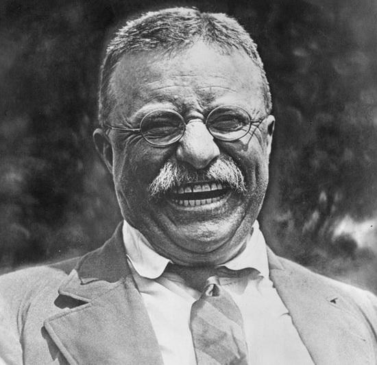 Teddy Roosevelt Simplifies Spe