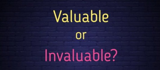 Valuable & Invaluable